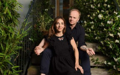 Getting through it – Jason Watkins and Clara Francis
