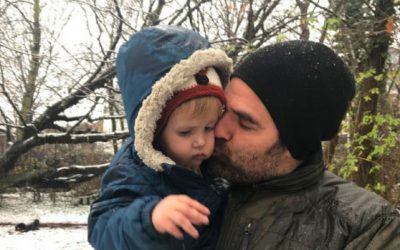 Actor and SLOW member, Rob Delaney, writes about the heartbreaking illness of his young son, Henry