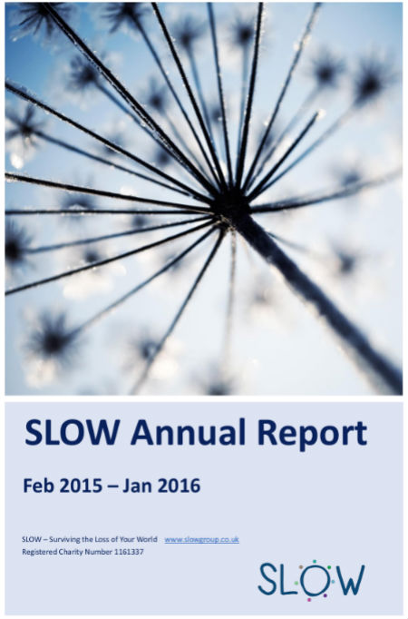 SLOW Annual Report 2015-16