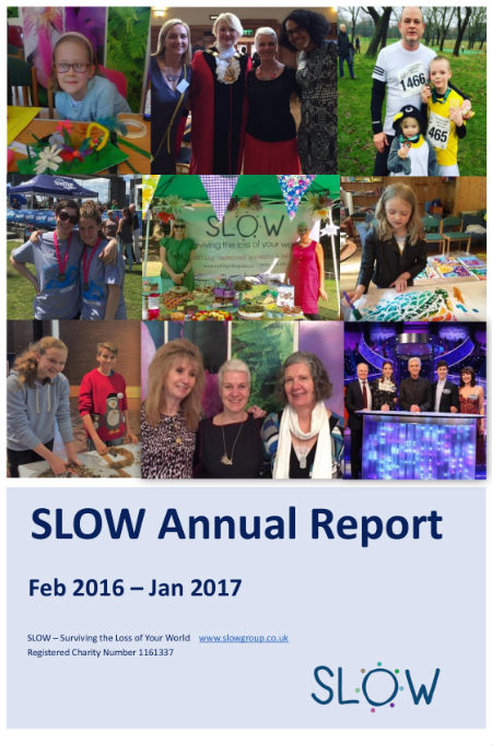 SLOW Annual Report 2016-17