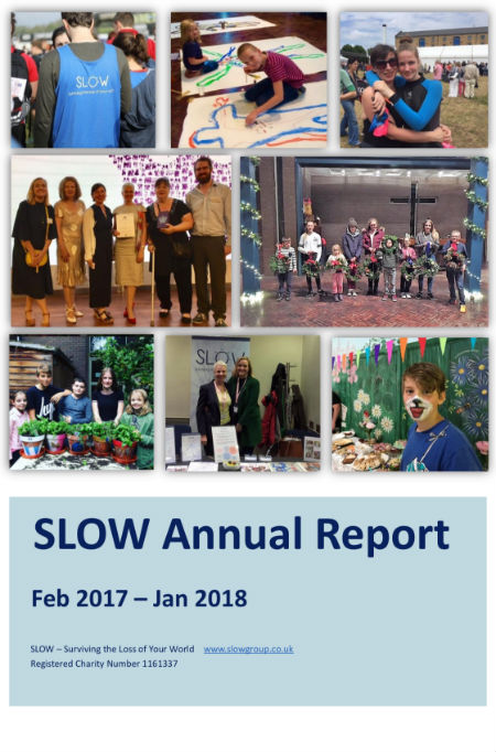 SLOW Annual Report 2017-18
