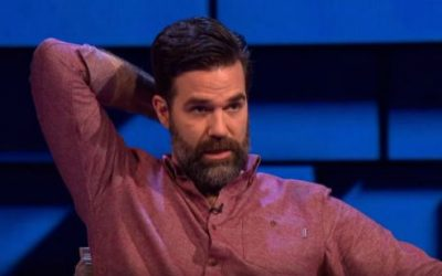 SLOW member Rob Delaney talks to Russell Howard about grief and his beautiful Henry