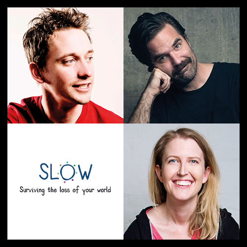 SLOW Comedy Night at the Bill Murray – 20th March 2019