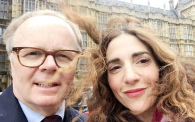 For Maude: BAFTA's best actor Jason Watkins and his partner Clara on the heartache of losing daughter