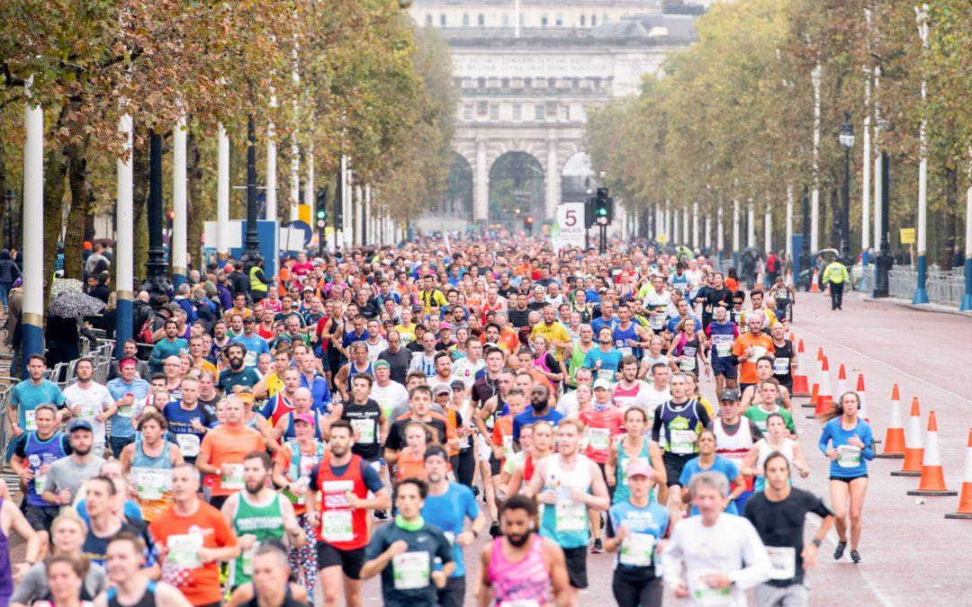 Run the Royal Parks Half Marathon for SLOW